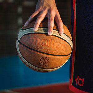 lesiones baloncesto en la mano