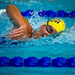 lesion en natacion